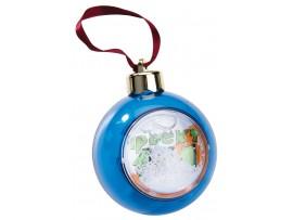 Елочный шар-шкатулка, арт.4947