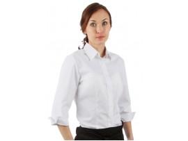 Рубашка белая жен