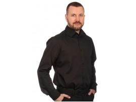 Рубашка черная муж