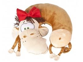Подушка под шею Обезьянка